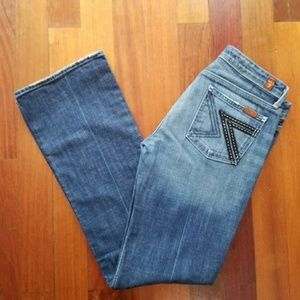 Seven for all Mankind distressed Flynt Jean 29 8